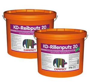 Capatect SH-Reibputz 15,20,30